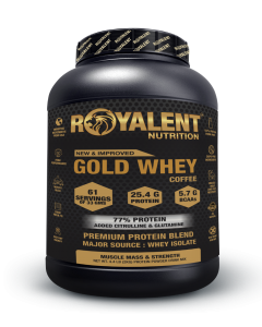 Royalent Gold 100% Whey Coffee 2kg