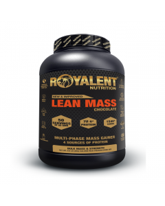 Royalent Lean Mass Gainer Chocolate 3kg