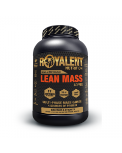 Royalent Lean Mass Gainer Coffee 1kg