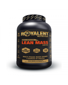 Royalent Lean Mass Gainer Coffee 3kg
