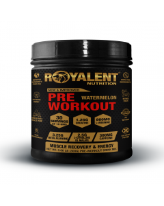 Royalent Pre-Workout Watermelon 300g