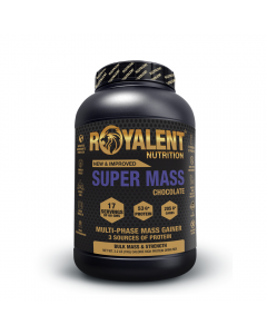 Royalent Super Mass Gainer Chocolate 1kg