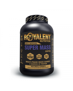 Royalent Super Mass Gainer Coffee 1kg