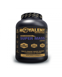 Royalent Super Mass Gainer Coffee 3kg