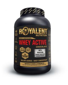 Royalent Whey Active Chocolate 1kg