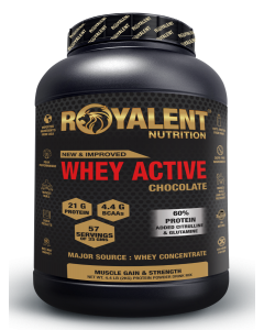 Royalent Whey Active Chocolate 2kg