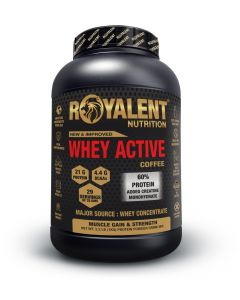 Royalent Whey Active Coffee 1kg