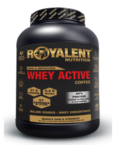 Royalent Whey Active Coffee 2kg