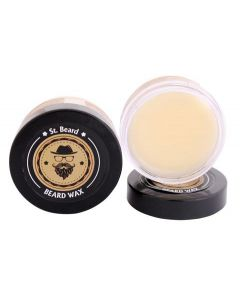 Saint Beard - Beard And Moustache Wax To Style & Shape With Shea Butter 25Gm
