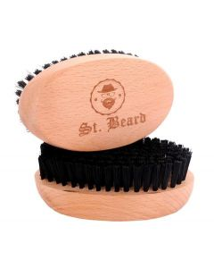 SAINT BEARD Nylon Bristle Beard Brush