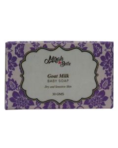 Mirah Belle Naturals Goat Milk Baby Soap 30gm