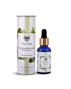 Seer Secrets Aloe Vera & Guduchi Hydrating & Retexturing Facial Serum 30 Ml