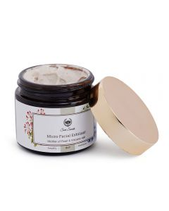 Seer Secrets Mother Of Pearl Micro Facial Exfoliant 40 Gm
