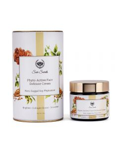 Seer Secrets Phyto - Active Face Defense Cream Noni Guggul- Soy Phytosterol- Treatment For Anti-Ageing
