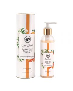 Seer Secrets Sedative Jasmine & Orange Soothing Yogurt Enzyme Body Cleanser 200 ml