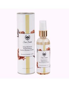 Seer Secrets Benzoin & Gudalur Vanilla Deep Moisture Replenishing Bath & Shower Oil 100 ml