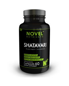 SHATAVARI 400 MG CAPSULES- WOMEN HEALTH SUPPORT