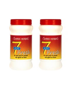 Shree Herbal 7AM Fresh Powder 100gm
