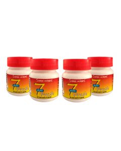 Shree Herbal 7AM Fresh Tablets - 30 Tabs (Pack of 3)
