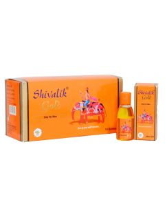 Shivalik Gold Oil 25 Ml X10