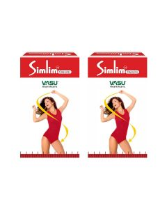 Simlim 60 Capsule (Pack of 2)