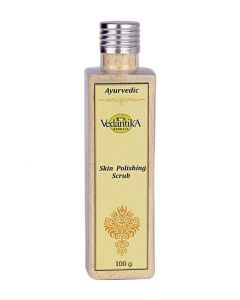 Vedantika Herbal Skin polishing Scrub 100gm