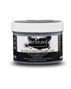 Skinatura Activated Charcoal Face Pack (400 gm)
