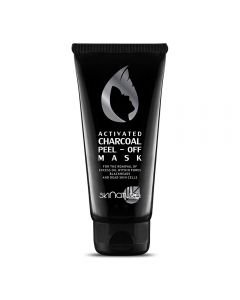 Skinatura Activated Charcoal Peel Off Mask (Blackhead Removal) (100 ml)