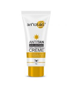 Skinatura Anti Tan Skin Lightening Spec Treatment Creme (60 g)