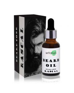 Skinatura BEARD OIL [BEARD CODE : RASCAL] Hair Oil (30 ml)