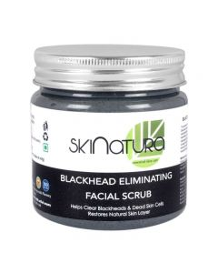 Skinatura BLACKHEAD ELIMINATING FACIAL SCRUB (200 ml)