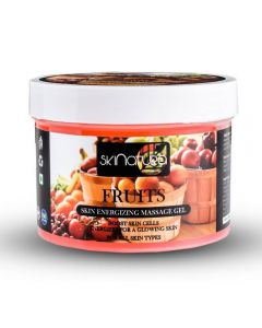 Skinatura Fruit Skin Energizing Massage Gel (400 g)