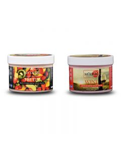 Skinatura Fruits Skin Energizing + Wine Anti-Ageing Face Pack (Combo of 2 - 400gm each) (400 g)