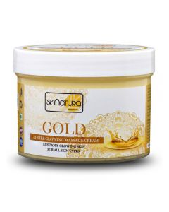 Skinatura Gold Massage Cream (500 ml)