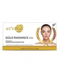 Skinatura Gold Radiance (Golden Glow & Radiance Skin) Facial Kit 115 g