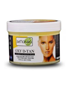 Skinatura Oxy Tan Removal Massage Cream (500 ml)