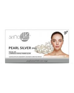 Skinatura Pearl Silver (Luminous Skin & Fairer Glow) Facial Kit 115 g