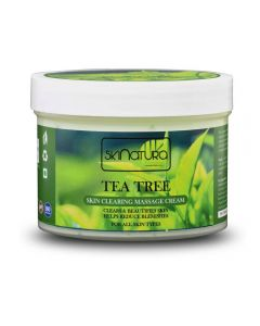 Skinatura Tea Tree Massage Cream (500 ml)