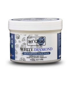 Skinatura White Diamond Detoxifying Face Pack (400 gm)