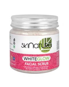 Skinatura White Glow Facial Scrub (200 ml)