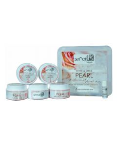 Skinatura White & Shine Pearl Professional Facial Kit 310 g