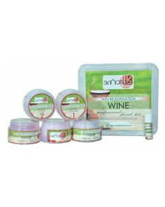 Skinatura Wine Professional Rejuvenation Facial Kit 36 g (Set of 6)