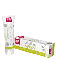 Splat PS Green Tea Toothpaste 100 ml (Pack of 2)
