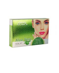 SSCPL Herbals Aloe Vera Facial Kit 25gm
