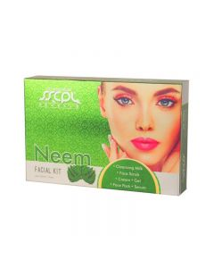 SSCPL Herbals Neem Facial Kit 25gm