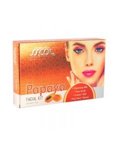 SSCPL Herbals Papaya Facial Kit 25gm