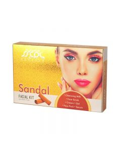 SSCPL Herbals Sandal Facial Kit 25gm