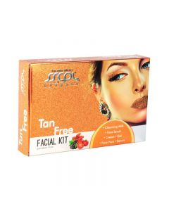 SSCPL Herbals Tan Free Facial Kit 25gm