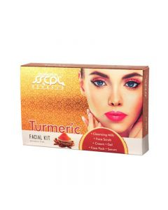 SSCPL Herbals Turmeric Facial Kit 25gm