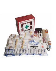 ST JOHNS- FIRST AID KIT  (Designed As Per Industrial Act)